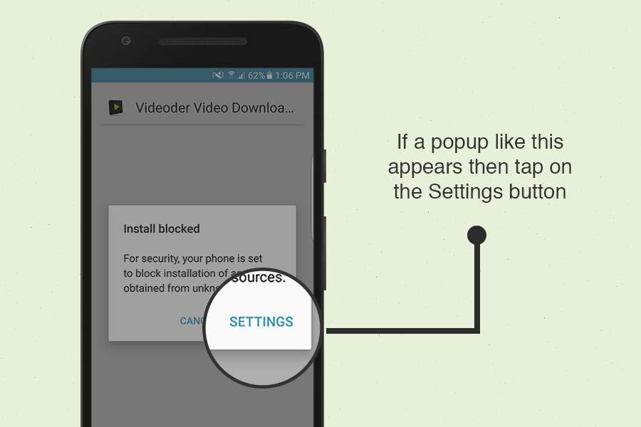 Is Videoder safe?